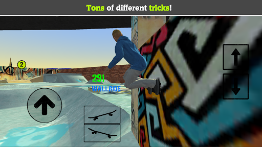 Skateboard FE3D 2 – Freestyle Extreme 3D 1.19 cheat screenshots 2