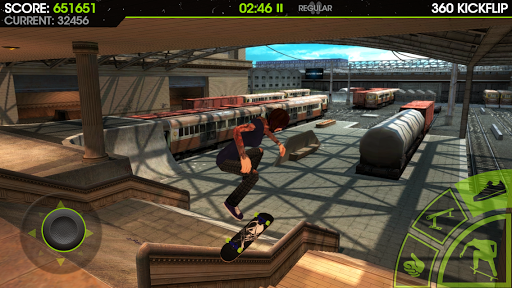 Skateboard Party 2 1.21 cheat screenshots 1