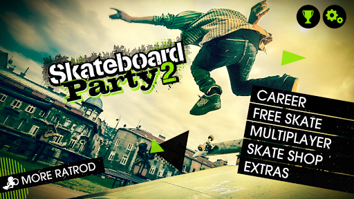 Skateboard Party 2 1.21 cheat screenshots 2
