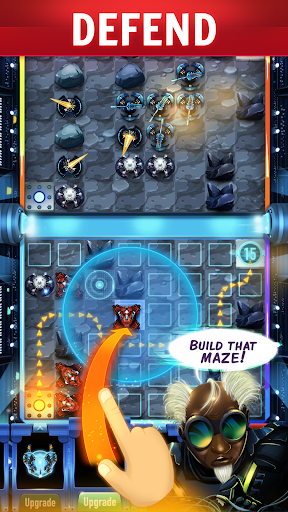 Tower Duel – Realtime Multiplayer Tower Defense 1.9.7 cheat screenshots 2