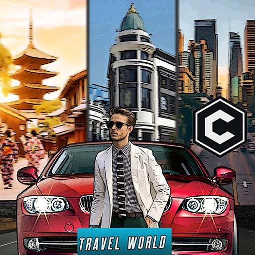 Travel World Driver – Real Car Parking Simulator 1.09 APK MOD Free Download