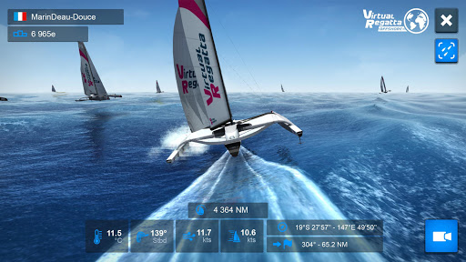 Virtual Regatta Offshore 3.9.20 cheat screenshots 1