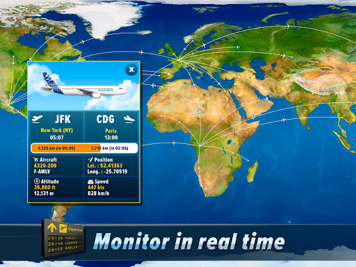 Airlines Manager – Tycoon 2019 3.01.3003 cheat screenshots 2