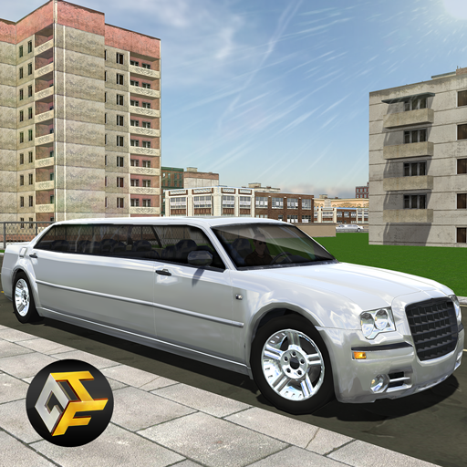 Big City Limo Car Driving 1.5 APK MOD Free Download