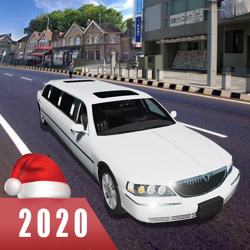 Big city limousine car simulator 2020 1.3 APK MOD Free Download