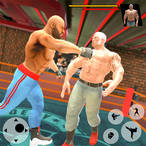 Bodybuilder Fighting Club Wrestling Games 2019 1.0 APK MOD Download