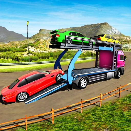 Car Transport Truck Free Games Car transportation 2.0.08 APK MOD Download