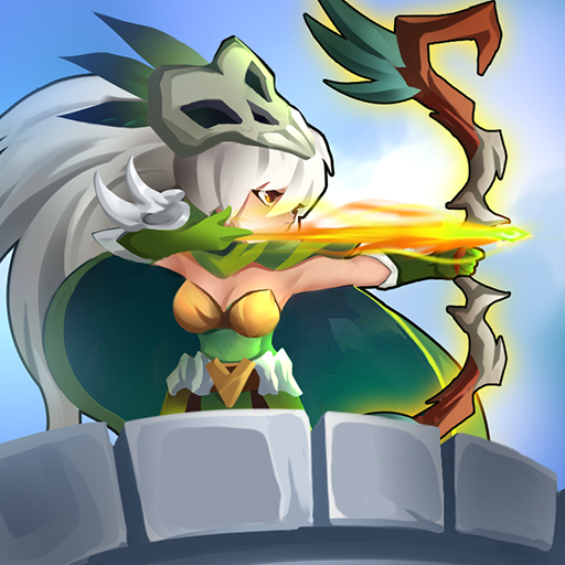 Castle Defender Hero Shooter – Idle Offline TD 0.2.7.8 APK MOD Download