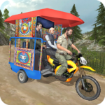 Chingchi Rickshaw Tuk Tuk Sim 1.0.8 APK MOD Download