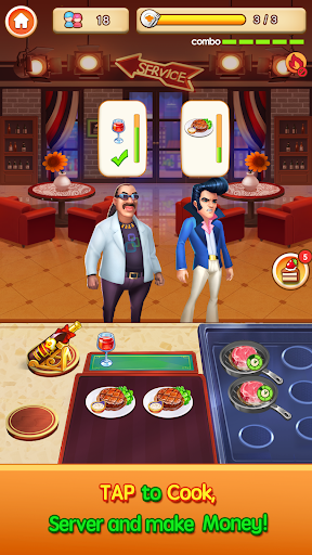 Cooking Star – Idle Pocket Chef 1.4.2 cheat screenshots 1