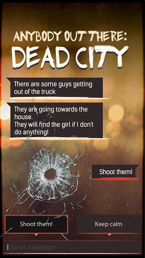 DEAD CITY – Choose Your Story Interactive Choice 1.0.5 cheat screenshots 1