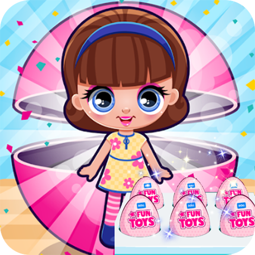 Dolls Surprise Kinder Eggs 4.25 APK MOD Download