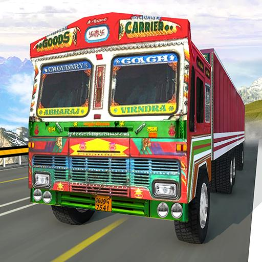 Drive Offroad Indian Cargo Truck 2019 Truck Games 1.1 APK MOD Download