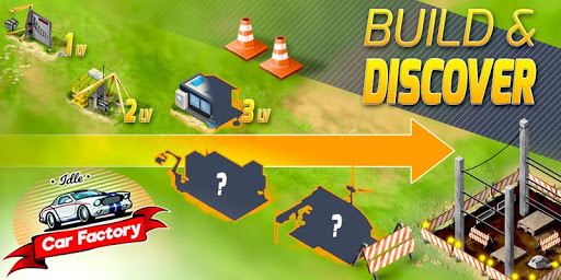 Idle Car Factory Car Builder Tycoon Games 2019 12.4.5 cheat screenshots 1