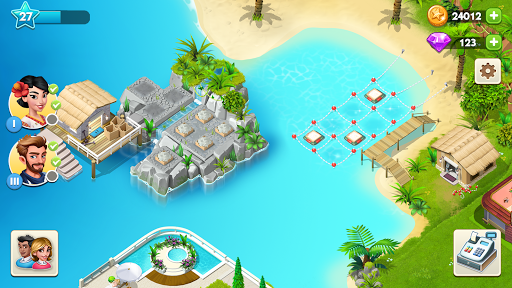 My Spa Resort Grow Build amp Beautify 0.1.37 cheat screenshots 1