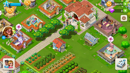 My Spa Resort Grow Build amp Beautify 0.1.37 cheat screenshots 2