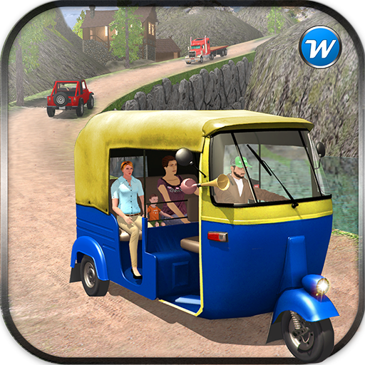 Off Road Tuk Tuk Auto Rickshaw 2.9 APK MOD Download
