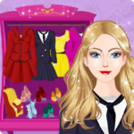 Princess High School Dress up 3.2 APK MOD Free Download