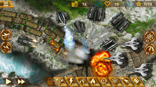 Protect amp Defense Tower Zone 1.0.5 cheat screenshots 1