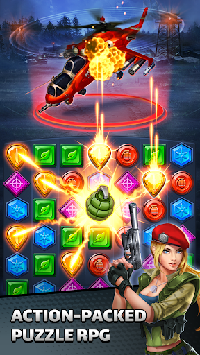 Puzzle Combat 13.0.0 cheat screenshots 1