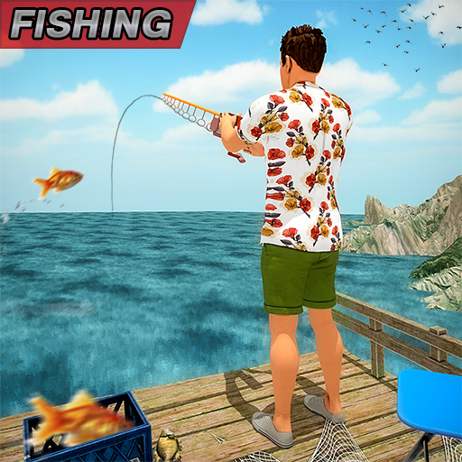 Reel Fishing sim 2018 Ace fishing game 1.2 APK MOD Free Download
