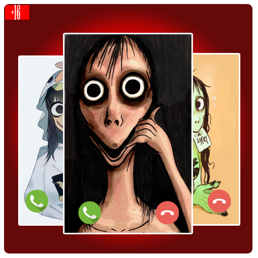 Scary Momo Fake Video Call Simulator 1.0 APK MOD Free Download