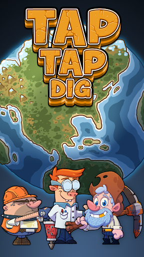 Tap Tap Dig – Idle Clicker Game 1.9.6 cheat screenshots 1