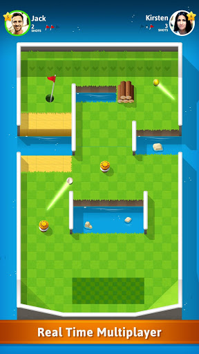 Top Down Golf 1.1.1 cheat screenshots 1