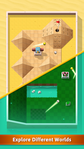 Top Down Golf 1.1.1 cheat screenshots 2