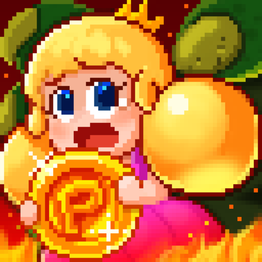 VIPCoin Princess Tap Tap Retro RPG Quest 1.5.4 APK MOD Download