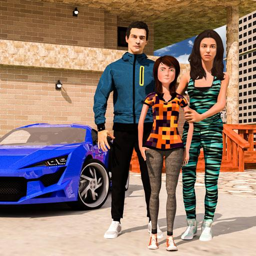 Virtual Mother: Mommy Dream Family Life Simulator 1.0.5 APK MOD Download
