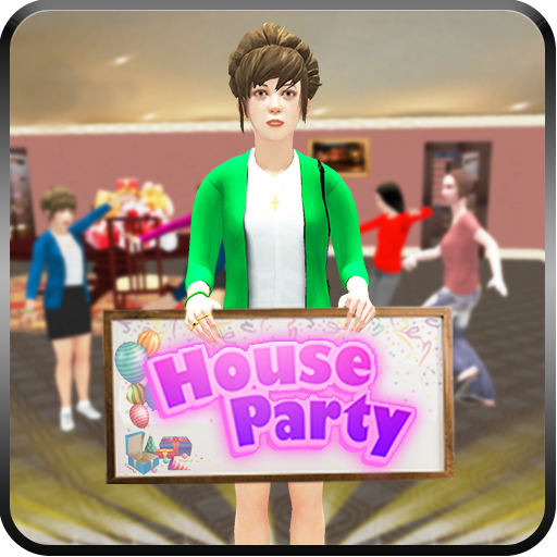 Virtual Party House Millionaire Happy Family 1.05 APK MOD Free Download