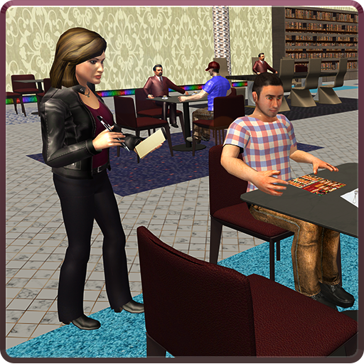 Virtual Waitress : Hotel Manager Simulator 1.03 APK MOD Download