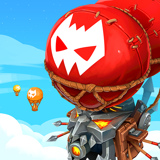 Wild TD Tower Defense in Fantasy Sky Kingdom 1.8.3 APK MOD Download