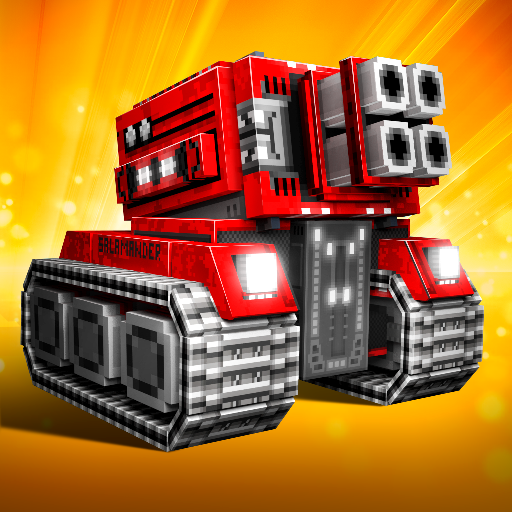 Blocky Cars – Online Shooting Game 7.3.8 APK MOD Free Download