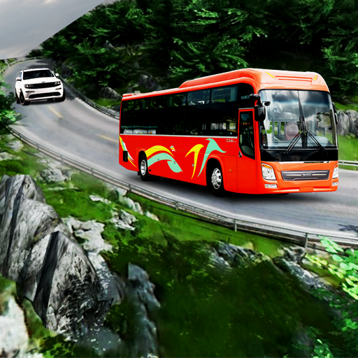 Bus Simulator Bus Hill Driving game 1.2.4 APK MODModding APK Free Download