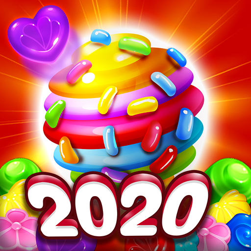 Candy Smash – 2020 Match 3 Puzzle Free Game 1.2.4 MOD APKModding APK Download