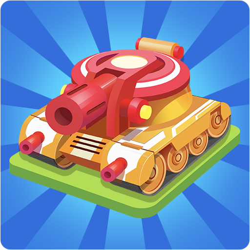 Candy Tank Hero – MergeIdle Game 2.15 Modding APK Download
