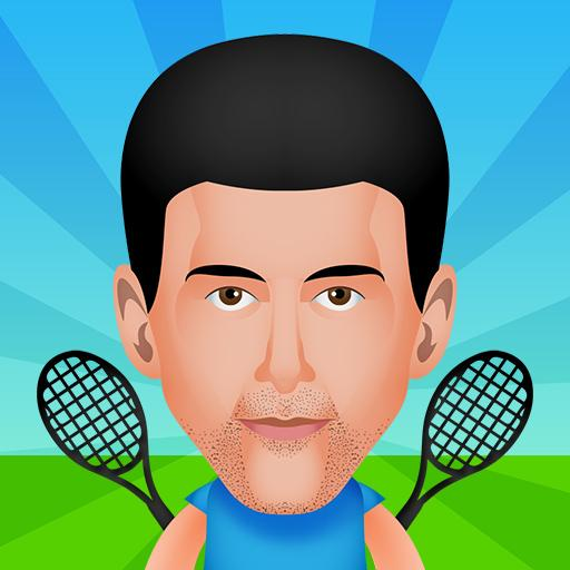 Circular Tennis 2 Player Games 1.9 Modding APK Download