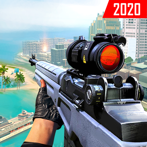 City Sniper Gun Shooter Elite 3D Shooting Games 3.4 APK MOD Download