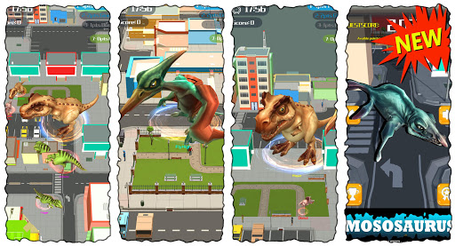 Dinosaur.io Jurassic Battle Royale World 1.04 cheat screenshots 2