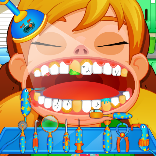 Fun Mouth Doctor Dentist Game 1.0.649 APK MOD Free Download