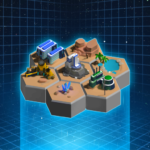 Galactic Colonies 1.22 APK MODDED Download