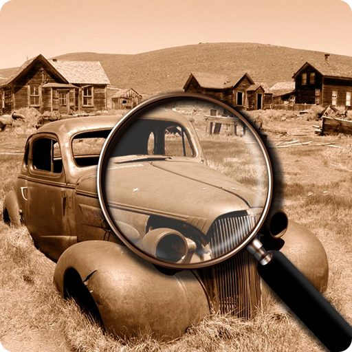 Ghost Town Hidden Objects 1.0.13 Modding APK Free Download