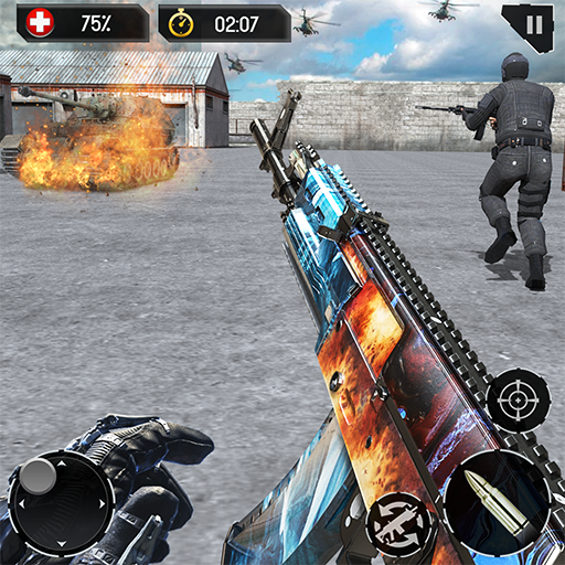 IGI Commando Fire Ops Mission 1.1.4 APK MODDED Free Download
