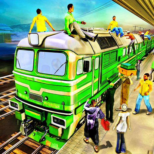 Indian Train Driving Simulator City Train Games 1.9 MOD APK Free Download