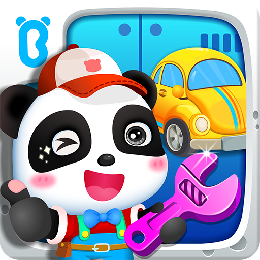 Little Pandas Auto Repair Shop 8.40.00.10 MOD APKModding APK Free Download