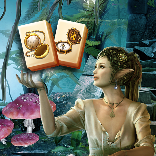 Mahjong Magic Worlds Journey of the Wood Elves 1.0.66 MOD APKModding APK Free Download