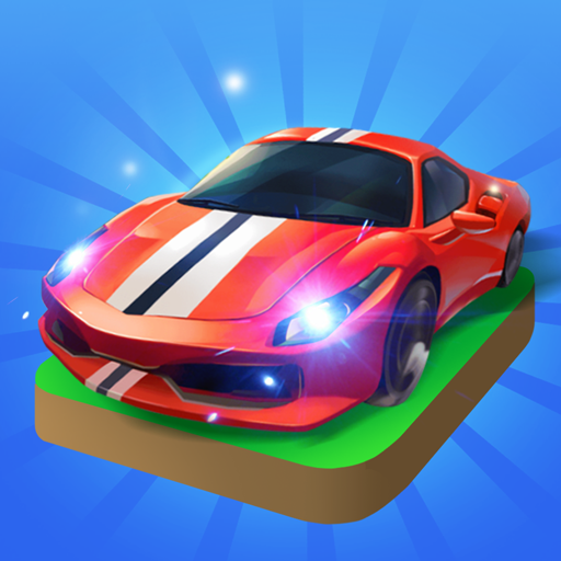 Merge Car – Idle Game 1.0.4 APK MOD Free Download