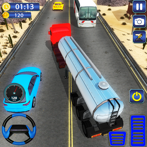 Mobile Truck Racing 1.0 APK MOD Free Download